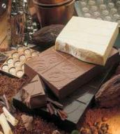 "Belcolade Belgian Chocolate - Dark Semi-Sweet Chocolate BLOCK, ""Noir Selection"", 55.0% Cocoa, (11 Lb./5kg. BLOCK)"