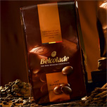"""Belcolade Belgian Chocolate - Milk Chocolate Discs, """"Lait Selection"""", 33.5% Cocoa, Repackaged, 1 Pound"""