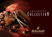 "Belcolade Belgian Chocolate - Single Origin ""Venezuela"" Milk Chocolate Discs, ""Lait Collection"", 43.5% Cocoa (Repackaged 1lb)"