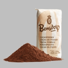 "Bensdorp Cocoa Powder - ""Royal Dutch"" 22-24% Fat Content, Medium Brown, 5kg/11lb Bag"