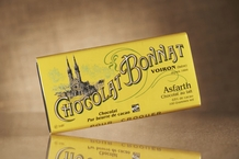 "Bonnat French Chocolate - ""Asfarth"" 65% Cocoa Milk Chocolate, 100g/3.5oz (Single)."