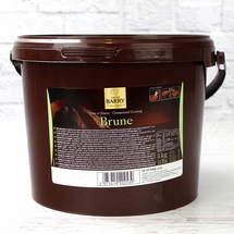"Cacao Barry ""Brune"" Coating Compound"
