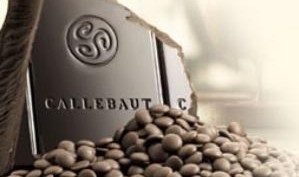 "Callebaut Belgian Chocolate, Dark Chocolate Semi - Sweet ""Chips"", Chocolate Chips, 56.8% Cocoa,  (2 lbs Repackaged)"