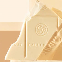 Callebaut Belgian Chocolate, White Chocolate BLOCK, 25.9% Cocoa, natural vanilla, 5 Block Case.