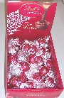 Basket - Lindt Dark Chocolate/Raspberry Truffle (rose wrap) 120 Pieces