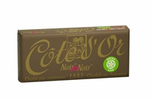 "Cote d'or Belgian Chocolate - Belgian Dark Chocolate ""Noir de Noir"" 56% Cocoa, 150g/5.3oz. (5 Pack)"
