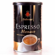 Dallmayr-Espresso Monaco Tin,7oz/200g (Single)