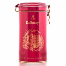 Dallmayr- Ethiopian Crown Red Gift Tin,17.6oz/500g (Single)