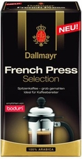 Dallmayr- French Press Selection, 8.8oz/250g (Single)