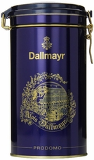 Dallmayr-Prodomo Blue Gift Tin,17.6oz/500g (Single)