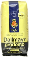 Dallmayr- Prodomo Whole Beans, 8.8oz/250g (Single)