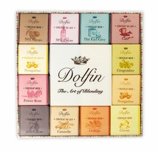 Dolfin Chocolate Squares Assortments