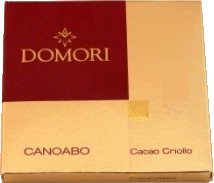 "Domori Italian Dark Chocolate Bar - Cacao Criollo ""Canoabo"", 70% Cocoa, 25g/.88oz (Single)"