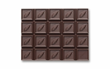 "E. Guittard Chocolate - ""Kokoleka Hawaiian - Single Origin"" Dark Chocolate BLOCK, 55% Cocoa, 500g/ 1.1 lb (Pack of 4)"