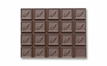 "E. Guittard Chocolate - ""Kokoleka Hawaiian - Single Origin"" Milk Chocolate BLOCK, 38% Cocoa, 500g/ 1.1 lb (Pack of 4)"