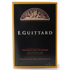 """E. Guittard Chocolate - """"L'Etoile du Nord"""" Semisweet Dark Chocolate Wafers for Baking and Eating, 64% Cocoa, 3kg./6.6lb. (Single)"""