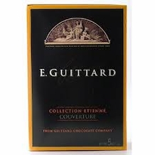 "E. Guittard Chocolate - ""L'Etoile du Nord"" Semisweet Dark Chocolate Wafers for Baking and Eating, 64% Cocoa, 3kg./6.6lb. (Single)"