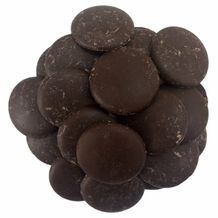 """E. Guittard Chocolate - """"L'Etoile du Nord"""" Semiweet Dark Chocolate Wafers for Baking and Eating, 64% Cocoa, Repackaged, 2lb (Single)"""