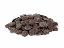 """E. Guittard Chocolate - """"La Nuit Noire"""" (Dark Night) Semisweet Dark Chocolate Wafers for Baking and Eating, 55% Cocoa, 25 Pound Box (Single)"""