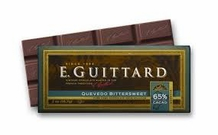 "E. Guittard Chocolate - ""Quevedo - Ecuador"" Bittersweet Chocolate Bar, 65% Cocoa, 56.7g/2.0oz.(12 Pack)"