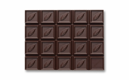 "E. Guittard Chocolate - ""Sur del Lago - Venezuela"" Bittersweet Chocolate BLOCK, 65% Cocoa, 500g/1.1lb (Pack of 4)"