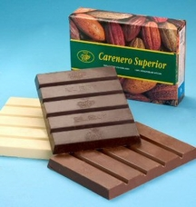 "El Rey Venezuelan Chocolate - Single Origin ""Caoba"" Milk BLOCK, 41% Cocoa, 1kg/2.2lbs. (Single)"