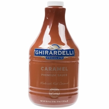 "Ghirardelli ""Caramel"" Sauce, 90.4 Fl.OZ. (Single)"