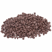 "Ghirardelli Chocolate - ""Semi-Sweet Dark Chocolate Chips"", Bulk Bag 4000 ct. per Pound, 2lb Repackaged. (Single)"