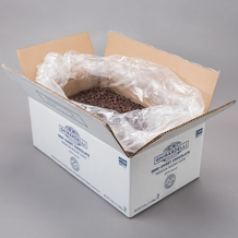 "Ghirardelli Chocolate - ""Semi-Sweet Dark Chocolate Chips"", Bulk Bag 4000 ct. per Pound, 25 Pound Case (Single)"