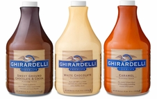 Ghirardelli Syrup (Sauce)