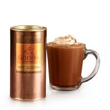 Godiva Chocolate-Godiva Chocolatier Milk Chocolate Hot Cocoa 13.1 oz/ 372g  (Single)