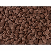"Guittard Chocolate - 1000 ct. Chocolate Chips ""Milk Chocolate"", 25 Lb. Case (Single)"