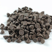 "Guittard Chocolate - 2000 ct. Chocolate Chips ""Semisweet Chocolate"", 25 Lb. Case (Single)"