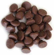"Guittard Chocolate - 350 ct. Giant Chocolate Chips ""Milk Chocolate"", Repackaged, 2lb (Single)"