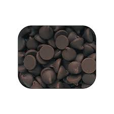 """Guittard Chocolate - 350 ct. Giant Chocolate Chips """"Semisweet Chocolate"""", Repackaged, 1 Pound (Single)"""