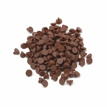 "Guittard Chocolate - 4000 ct. Chocolate Chips ""Semisweet Chocolate"", Repackaged, 2lb (Single)"