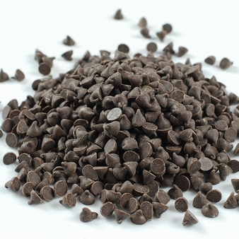 "Guittard Chocolate - 5000 ct. Chocolate Chips ""Semisweet Chocolate"", Repackaged, 1 Pound (Single)"