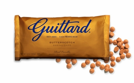 "Guittard Chocolate - ""Butterscotch Chips"", 12oz./340g (6 pack)"