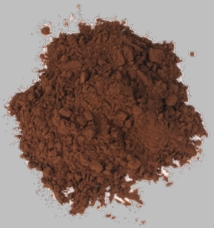 "Guittard Chocolate - Cocoa Powder, Natural Process ""Hi Fat Natural Cocoa"", 22-24% Cocoa Butter, Repackaged, 2lb (Single)"