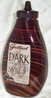 "Guittard Chocolate - ""Dark Chocolate"" Flavored Syrup, 411g/14.5oz."