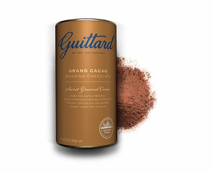 "Guittard Chocolate - ""Grand Cacao Drinking Chocolate"", 10oz. (Single)"