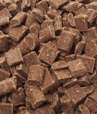 "Guittard Chocolate - ""Milk Chocolate Cookie Chunks"", 600ct. Per Pound, 50 Pound Case (Single)"