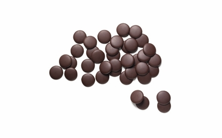 Guittard Chocolate - Organic Bittersweet Chocolate Baking Wafers, 74% Cocoa 2-lb Bag (Repackaged)