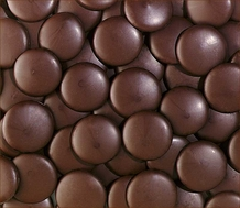 Guittard Chocolate - Organic Semisweet Chocolate Baking Wafers, 66% Cocoa 25-lb Case