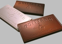 "Guittard Chocolate - ""Ramona"" Semi - Sweet Dark Chocolate BLOCK, 60% Cocoa, 5 Block Case, 50 Pounds (5 Pack)"