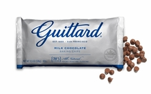 "Guittard Chocolate - ""Real Milk Chocolate Chips"" Milk Chocolate Chips, 11.5oz./326g(6 pack)"
