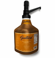 "Guittard Chocolate - Rich & Creamy ""Caramel"" Syrup, 95oz (4 Pack)"