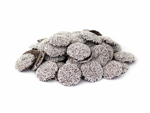 "Guittard Chocolate - ""Semisweet Dark Chocolate Wafers with Nonpareils"", Repackaged, 2lb Bag (Single)"