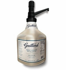 "Guittard Chocolate - Sweet Ground ""White Chocolate"" Satin Syrup, 95oz (Single)"