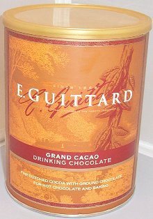 """Guittard - """"Grand Cacao Drinking Chocolate"""", 2lb. Bag Repackaged (Single)"""